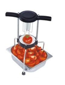 Cortadora Manual de Tomates HFB en 6 Gajos