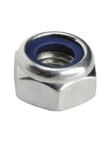 tuerca hexagonal rosca M6 H 6mm inox 20 piezas DIN/ISO DIN 985 autobloqueo Fagor 12010251 Q222012000