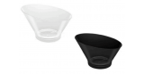 Asymmetric round bowl (Pack of 25 units) FINGER FOOD