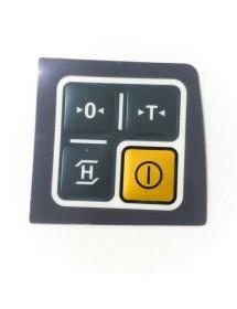 Carátula teclado Balanza CAS SW-1
