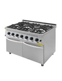 Cocina a gas Turhan Serie 930