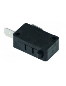 microswitch with plunger 250V 16A 1NC SB1-16 SIBER HLP-20