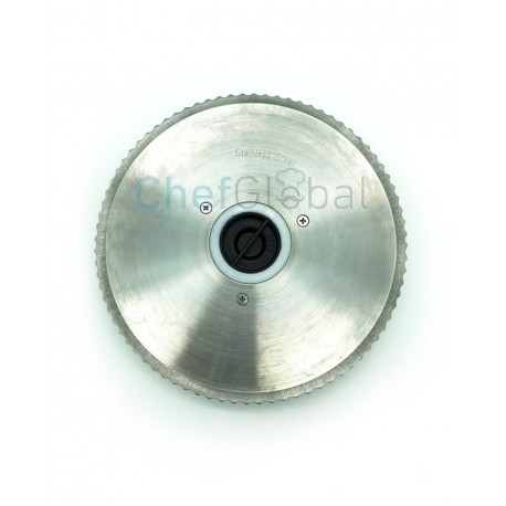 Cutting disc 119 mm for the electric slicer of fiambre HOME