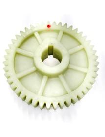 Engranaje Plástico Grande A Eprimidor Eutron MF-2000E-2 44 dientes Eje 30mm