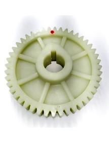 Engranaje Plástico Grande B Eprimidor Eutron MF-2000E-2 44 dientes Eje 30mm