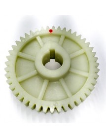 "Large Plastic Gear ""B"" orange juicer 44 teeth MF-2000E-2"