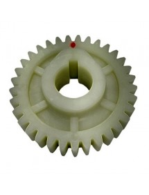 "Small Plastic Gear ""A"" orange juicer 33 teeth MF-2000E-2"