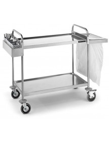 Accessories for service trolleys DISTFORM