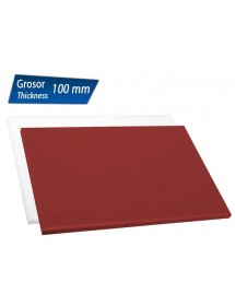 Polyethylene cutting boards 100 mm de Thickness