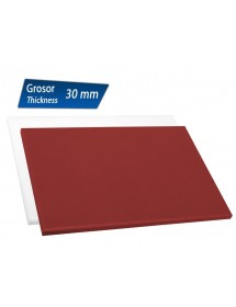 Polyethylene cutting boards 30 mm de Thickness