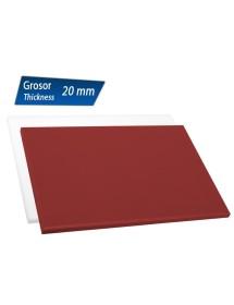Tabla de corte polietileno 20 mm de grosor