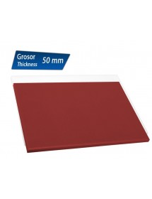 Polyethylene cutting boards 50 mm de Thickness