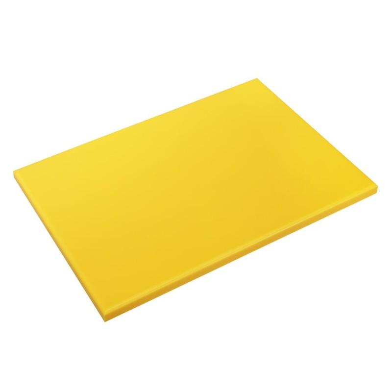 planche d couper en poly thyl ne gn 1 1 20mm chef global machines et mat riel de. Black Bedroom Furniture Sets. Home Design Ideas