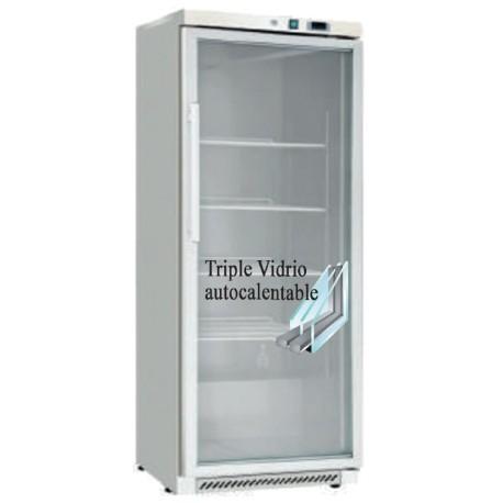 Armario de Congelación BD-400G con puerta transparente