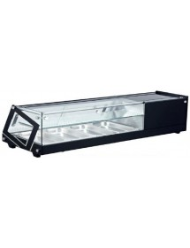 Refrigerated display case for tapas / sushi RTS-44L