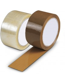 Transparent Acrylic adhesive seal roll (Pack 6 units)