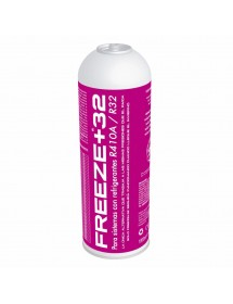 Refrigerant Gas 100% Organic Freeze + 32 R410A R32