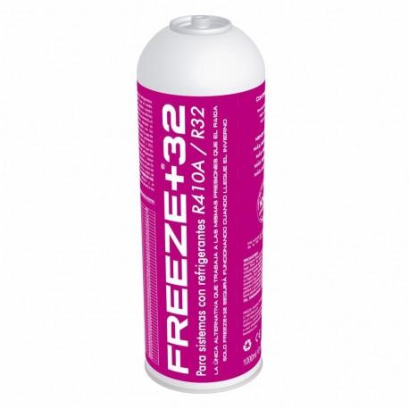 Refrigerant Gas 100% Organic Freeze + 32 R410A R32
