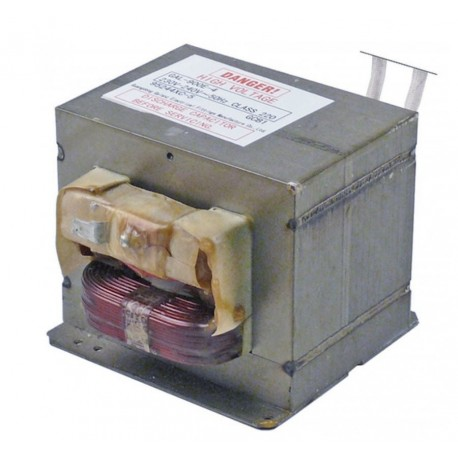 High Voltage Transformer Microwave Gal 900e 4 9hgz0006