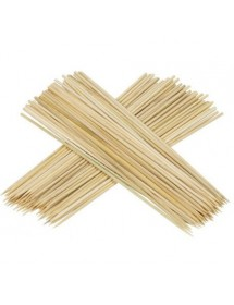 Bamboo skewer (Pack of 100 pcs)