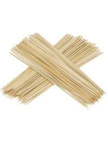 Brocheta de bambú (Pack de 50 uds)