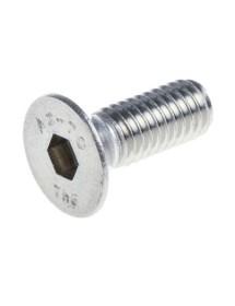tornillo de cabeza avellanada rosca M6 L 16mm EC 4 inox DIN 7991/ISO 10642 UE Unidad