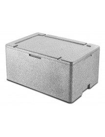 Gastronorm container for thermic isolation GN 1/1