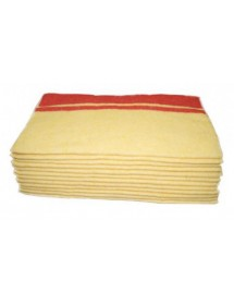 Yellow Chamois cloth (12 pcs)