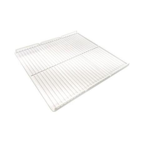 grate W 497mm D 457mm H 24mm plastic-coated steel CDS-1000