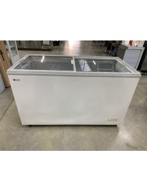 Freezer cabinet glass sliding doors FCG400 (EXTERIOR DESPERFECTS)