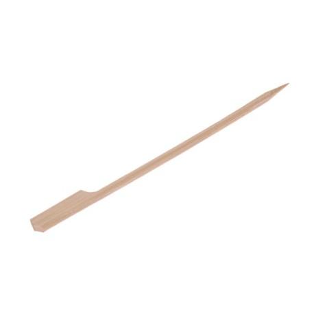Bamboo sticks with handle (100 pcs)