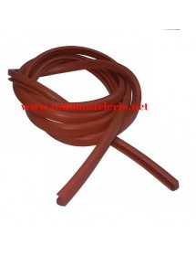 Red Rubber for Bell Vacuum Packing 450