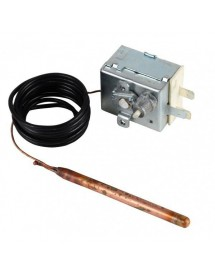 safety thermostat switch-off temp. 90-110°C 1-pole 16A probe ø 6,5mm probe L 90mm A09AL1C Arisco