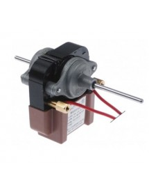 fan motor 220-240V 50Hz 5W shaft ø 4mm shaft L 20/48mm L 65mm W 66mm H 73mm Qty 1 pcs RTW 601845