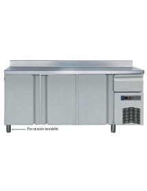 Frente mostrador refrigerado serie 600