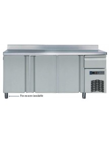 Refrigerated countertop 600 series