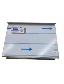 Complete door dishwasher Ozti 50x50 2710.00501.002