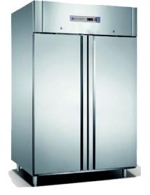 Armario refrigerado doble puerta ciega serie ECO GN650TN