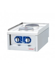 Table top electric cooker 2 plates OSOE4060