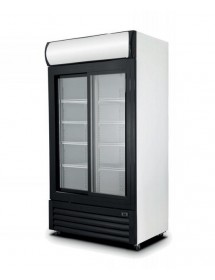 Armario Expositor Refrigerado Dos puertas CSD-1000S