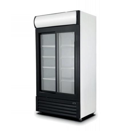 c7f2bf699fe Armario Expositor Refrigerado Dos puertas CSD-1000S - Chef Global ...