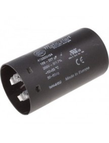 Capacitor 75µF 250V CD60 50-60hz 70x35mm
