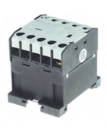 Power contactor resistive load 20A 230VAC (AC3/400V) 12A/5.5kW main contacts 3NO DILM12-10 380998 Ozti 6230.00014.19