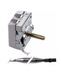 termóstato T máx 190°C margen de trabajo 60-190°C 1 polos 1NO 16A sonda ø 6mm sonda L 70mm Ozti 6234.00001.40 375472