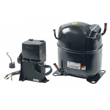 compressor coolant R404a/R507 type NJ9226GK 220-240V 50Hz MBP fully hermetic 20,8kg 1HP 605030