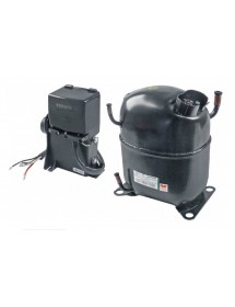 Compressor coolant R404a/R507 type NJ2212GK 220-240V 50Hz LBP fully hermetic 21,5kg 1 1/2HP 605081 20850 12026066