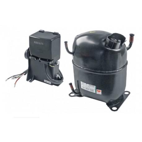 Compressor coolant R404a/R507 type NJ2212GK 220-240V 50Hz LBP fully hermetic 21,5kg 1 1/2HP 605081 20850 12026066