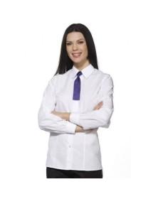 Camisa camarera manga larga AURORA