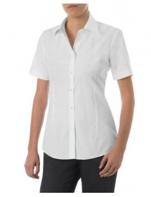 Waitress short sleeve shirt AURORA