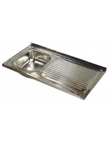 Semi industrial sink 1 Left breast FUND 500